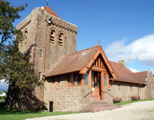 St Molios Church of Scotland, Shiskine, Isle of Arran