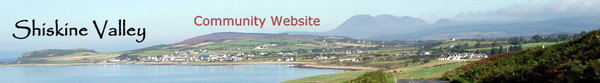 Shiskine Valley Community Website